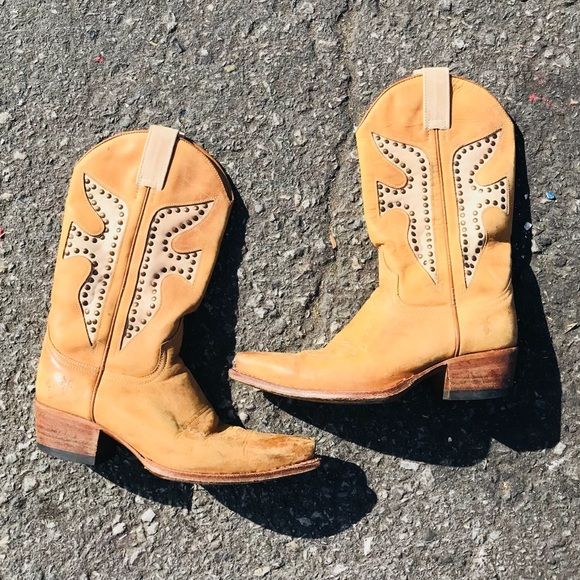 Frye Daisy Duke Dukes Of Hazzard Boot